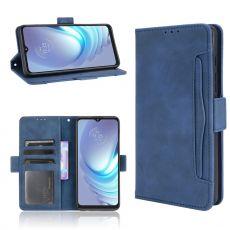 LN 5card Flip Wallet Motorola Moto G50 blue