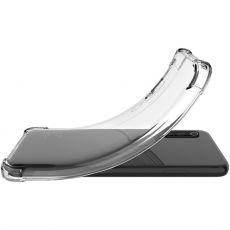 IMAK läpinäkyvä Pro TPU-suoja MotorolaEdge 20