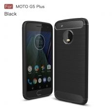 Luurinetti Moto G5 Plus TPU-suoja black