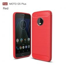 Luurinetti Moto G5 Plus TPU-suoja red
