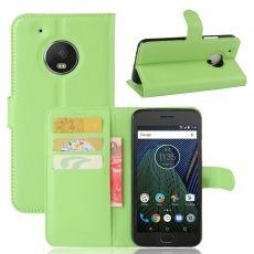 Luurinetti Moto G5 Plus suojalaukku green