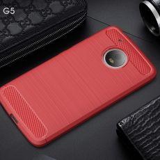 Luurinetti Moto G5 TPU-suoja red