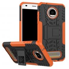 Luurinetti Moto Z2 Play suojakuori tuella orange