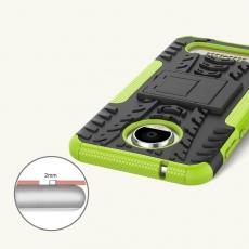 Luurinetti Moto Z2 Play suojakuori tuella green