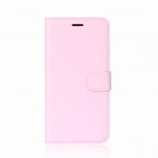 Luurinetti Moto E4 Plus suojalaukku pink