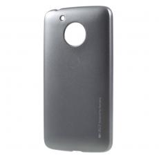 Goospery Moto G5 Plus TPU-suojakotelo grey