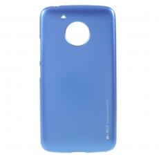 Goospery Moto G5 TPU-suoja blue