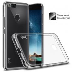 IMAK Xiaomi Mi A1 läpinäkyvä TPU-suoja