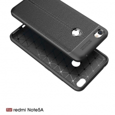 Luurinetti Redmi Note 5A TPU-suoja black