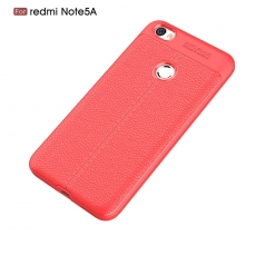 Luurinetti Redmi Note 5A TPU-suoja red