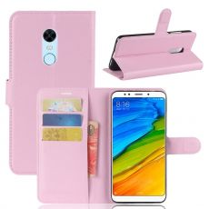 Luurinetti Flip Wallet Redmi 5 Plus pink