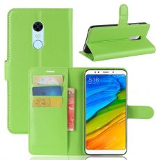 Luurinetti Flip Wallet Redmi 5 Plus green