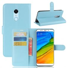 Luurinetti Flip Wallet Redmi 5 Plus blue