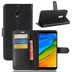 Luurinetti Flip Wallet Xiaomi Redmi 5 black
