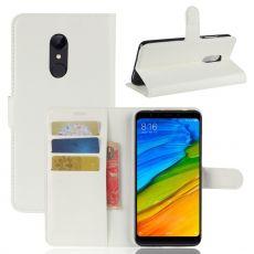 Luurinetti Flip Wallet Xiaomi Redmi 5 white