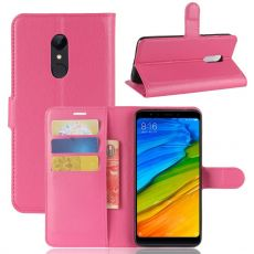 Luurinetti Flip Wallet Xiaomi Redmi 5 rose