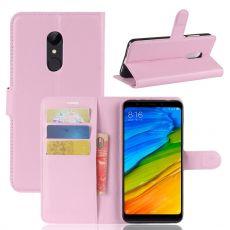 Luurinetti Flip Wallet Xiaomi Redmi 5 pink