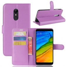Luurinetti Flip Wallet Xiaomi Redmi 5 purple