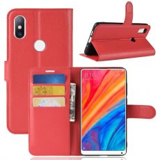 Luurinetti Flip Wallet Xiaomi Mi Mix 2S red