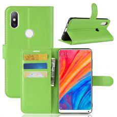 Luurinetti Flip Wallet Xiaomi Mi Mix 2S green