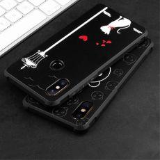 Luurinetti TPU-suoja Xiaomi Mi Mix 2S Black #1