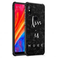Luurinetti TPU-suoja Xiaomi Mi Mix 2S Black #3