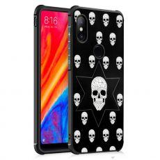 Luurinetti TPU-suoja Xiaomi Mi Mix 2S Black #9