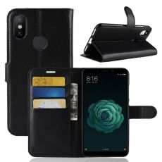Luurinetti Flip Wallet Xiaomi Mi A2 black