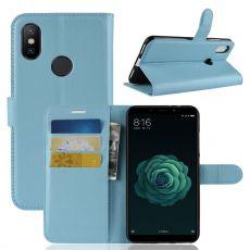 Luurinetti Flip Wallet Xiaomi Mi A2 blue