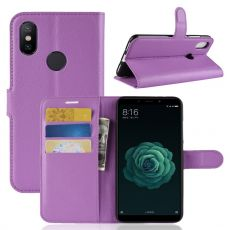 Luurinetti Flip Wallet Xiaomi Mi A2 purple