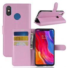 Luurinetti Flip Wallet Xiaomi Mi 8 pink