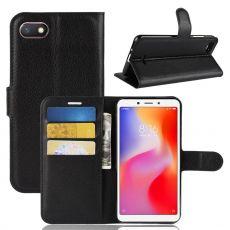 Luurinetti Flip Wallet Xiaomi Redmi 6A black
