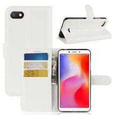 Luurinetti Flip Wallet Xiaomi Redmi 6A white