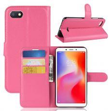 Luurinetti Flip Wallet Xiaomi Redmi 6A rose