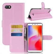 Luurinetti Flip Wallet Xiaomi Redmi 6A pink