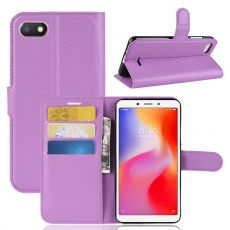 Luurinetti Flip Wallet Xiaomi Redmi 6A purple