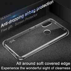 Imak läpinäkyvä TPU-suoja Mi A2 Lite