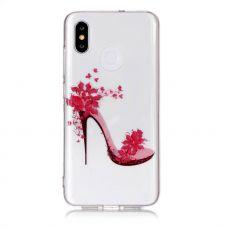 Luurinetti TPU-suoja Xiaomi Mi 8 Teema 3
