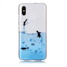 Luurinetti TPU-suoja Xiaomi Mi 8 Teema 4