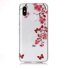 Luurinetti TPU-suoja Xiaomi Mi 8 Teema 6