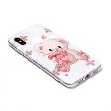 Luurinetti TPU-suoja Xiaomi Mi 8 Teema 7