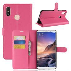 Luurinetti Flip Wallet Xiaomi Mi Max 3 rose