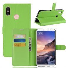 Luurinetti Flip Wallet Xiaomi Mi Max 3 green