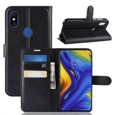 Luurinetti Flip Wallet Mi Mix 3 black
