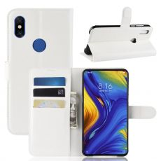 Luurinetti Flip Wallet Mi Mix 3 white