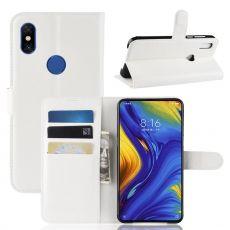 Luurinetti Flip Wallet Mi Mix 3 white
