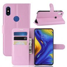 Luurinetti Flip Wallet Mi Mix 3 pink