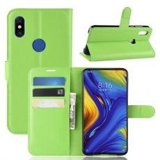 Luurinetti Flip Wallet Mi Mix 3 green