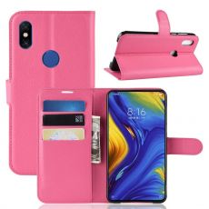 Luurinetti Flip Wallet Mi Mix 3 rose