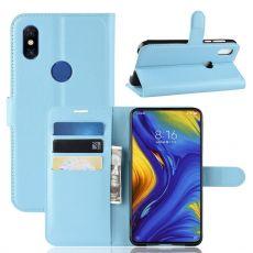 Luurinetti Flip Wallet Mi Mix 3 blue